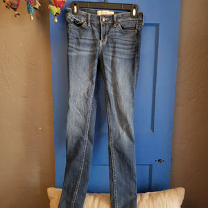 Hollister ladies jeans size: 1 long